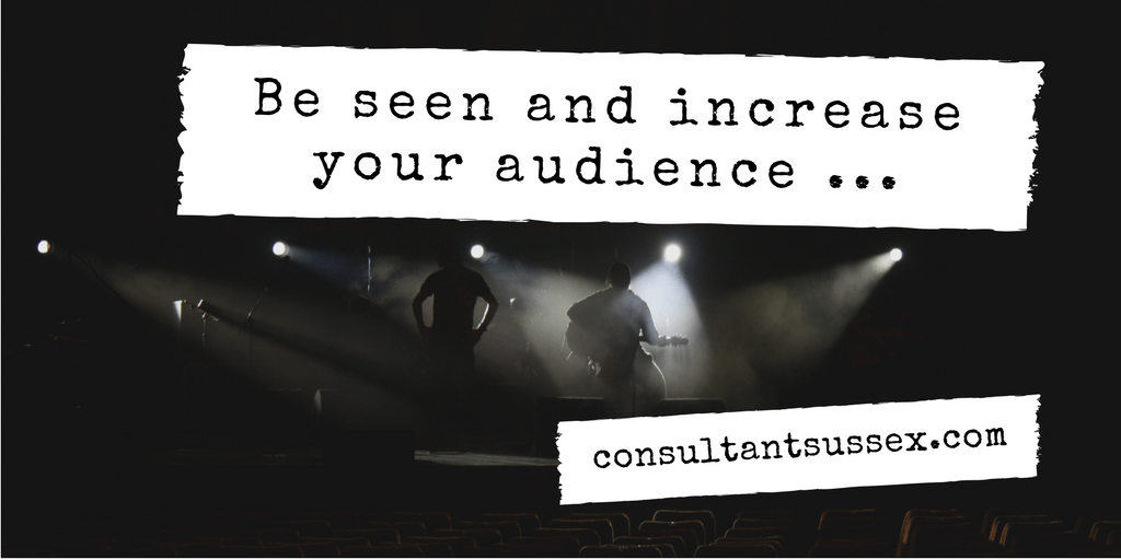 Be seen and increase your audience with citations