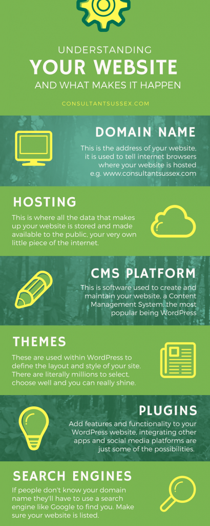 Understanding Your Website