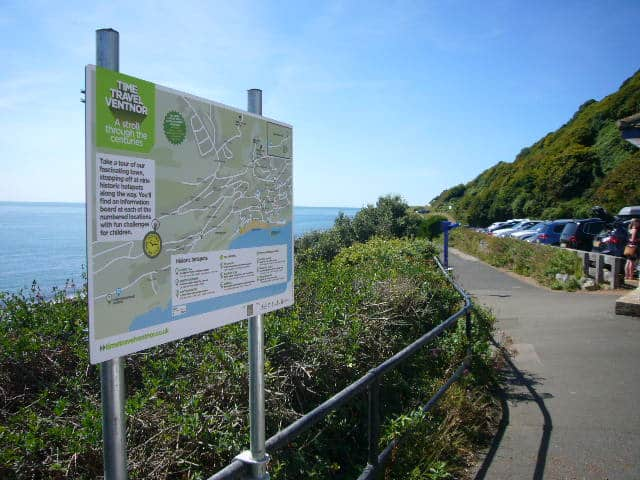Isle of Wight Web Design & SEO For #1 New Walking Trail In Ventnor