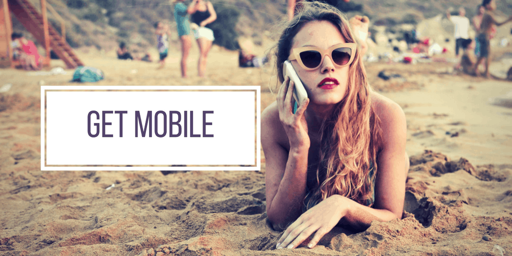 Business calls to your mobile the easy way