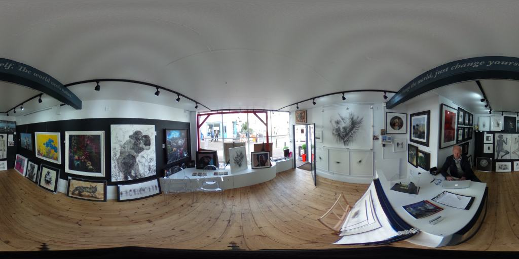 Google Maps photo Art Gallery