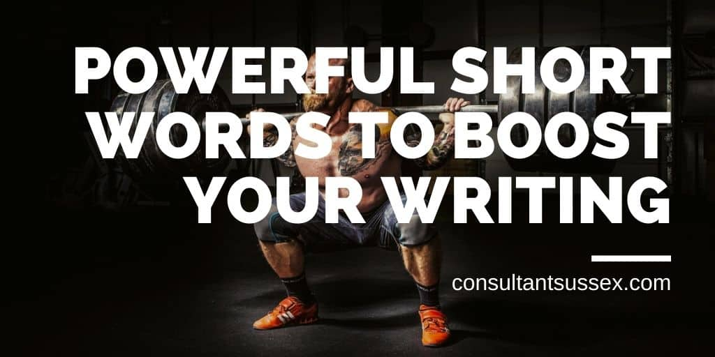 Powerful Short Words - Short Power Words SEO