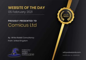WOTD Web Design Award